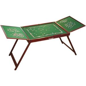 Bits And Pieces Jigsaw Puzzle Table