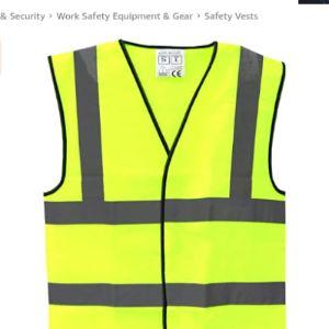 Oypla Purpose Safety Vest