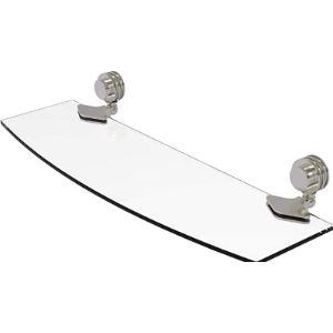 Allied Satin Nickel Bathroom Shelf