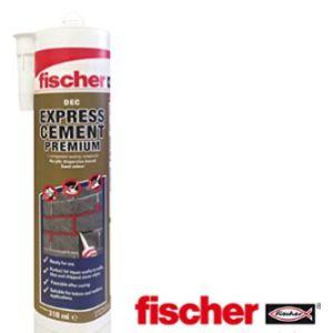 Fischer Fireplace Cement