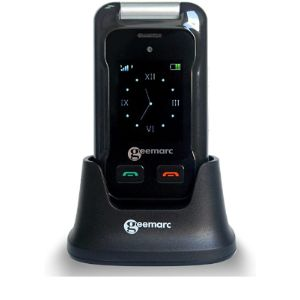 Geemarc Telecom Texting Flip Phone