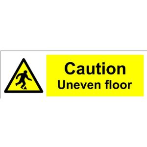 Kpcm Display Yellow Triangle Warning Sign