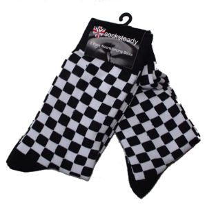 Warrior Sock Style