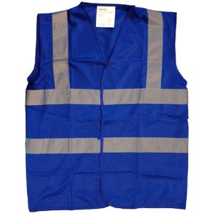 Hi Light Tape Safety Vest With Reflective