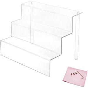 Combination Of Life Glass Shelf Display Cabinets