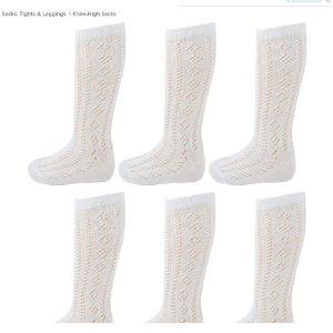 Daivd Jaesm School Girl Sock