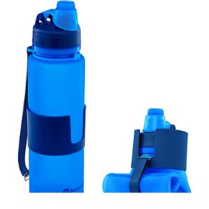 Nomader Collapsible Reusable Water Bottle