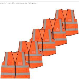 Aieoe Traffic Control Safety Vest