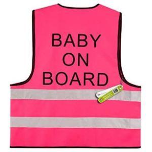 Pentagon Baby Safety Vest