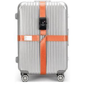 Bluecosto Luggage Belt Lock