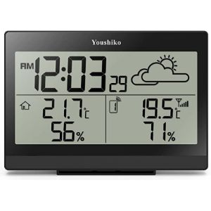 Youshiko Window Mount Outdoor Thermometer