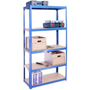 G-Rack Corner Standing Without Shelves