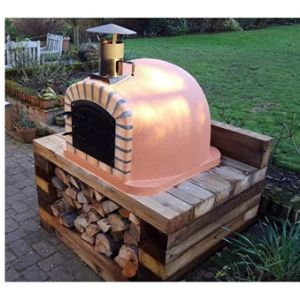 Impexfire Used Wood Fired Pizza Oven