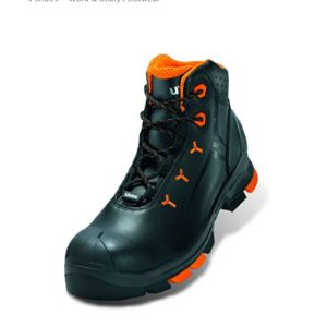 Uvex And Flexible Safety Boot