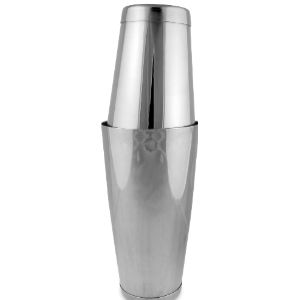 Drinkstuff Tin Cocktail Shaker