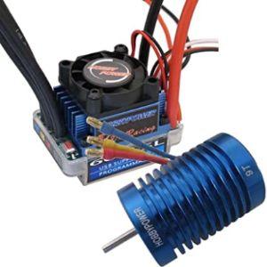 Powerday Speed Controller Brushless Motor