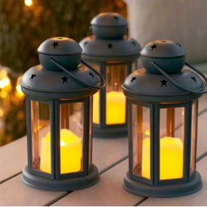 Lights4Fun S Indoor Led Lantern