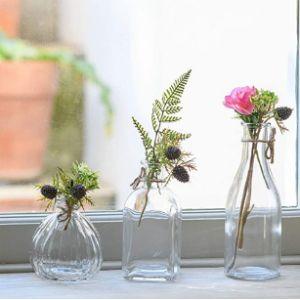 The Flower Studio Square Vase Set