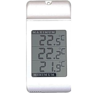 Testwest Jumbo Outdoor Thermometer