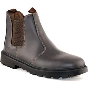 Work Boot Leather
