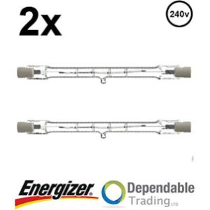 Energizer Halogen Lamp Tube