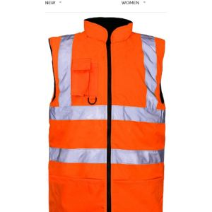 Visit The Myshoestore Store Heavy Duty Safety Vest