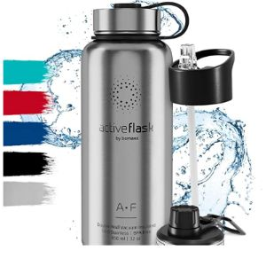 The 1L Stainless Steel Water Bottle