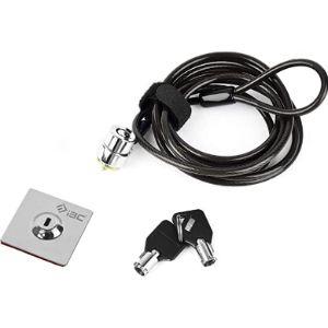 I3C Cable Lock Desktop Computer