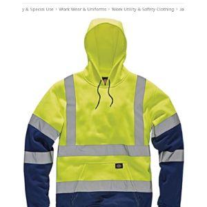 Dickies Hoodie Safety Vest