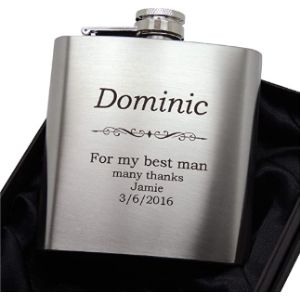 Engravables Stainless Steel Flask Funnel