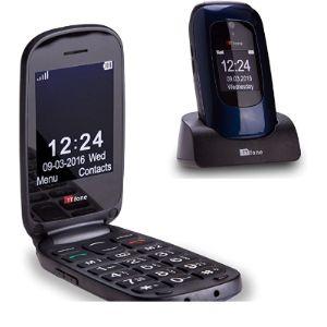 Ttfone Flip Type Mobile Phone