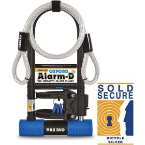 Alarm Review Cable Lock