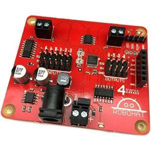 4Tronix Raspberry Pi Motor Controller