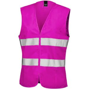 Result Motorcycle High Visibility Vest