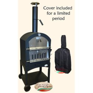 Forno Buono Garden Wood Fired Pizza Oven