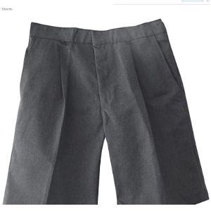 4Direct Uniforms Plus Size Boy Short