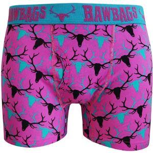 Bawbags St Pink Boxer Short