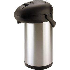 Visit The Denny International Store Pump Vacuum Flask