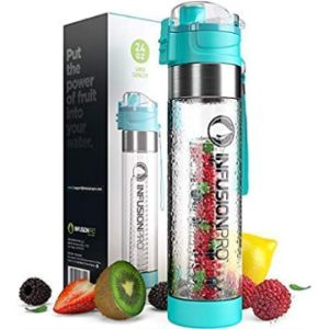 Infusion Pro Insulated Fruit Infused Water Bottle