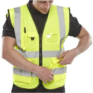Beeswift Executive Safety Vest