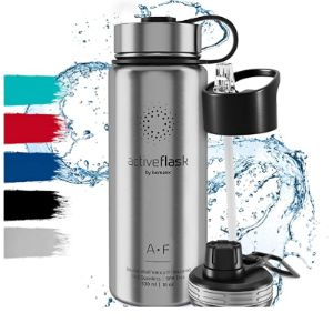 The Cleaning Stainless Steel Flask
