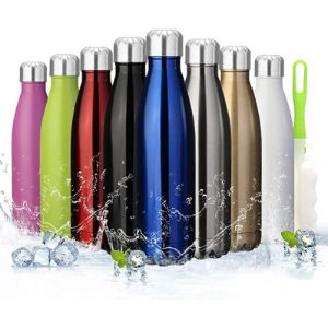 King Do Way Comparison Insulated Water Bottle