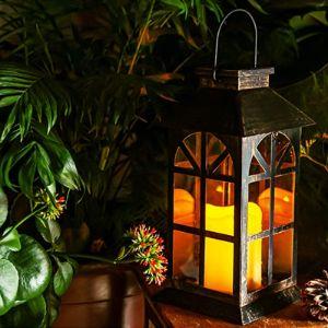 Visit The Steadydoggie Store Led Antique Lantern