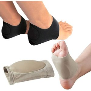 Medized Sock Heel