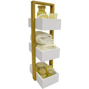Watsons Bathroom Shelf Bamboo