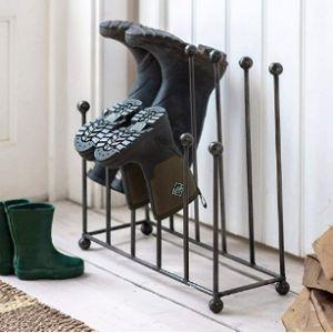 Garden Trading Wellington Boot Rack