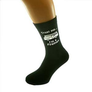 Mc Gifts Fire Sock