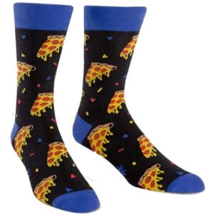 Sock It To Me Pizza Socks