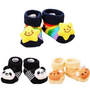 Qzbaoshu Boy Chart Sock Size