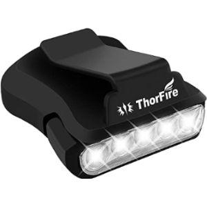 Thorfire Led Head Torch Light